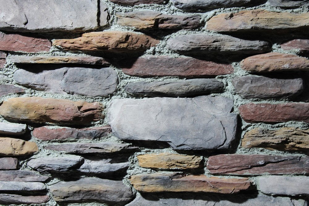 Masonry Stone Series Village Wall